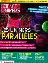 Science et Univers N° 34