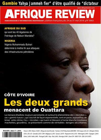 Afrique Review (photo)