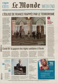 Le Monde Week-end + N° 201031