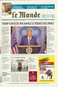 Le Monde Week-end + N° 201107