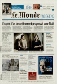Le Monde Week-end + N° 201114