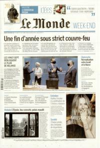Le Monde Week-end + N° 201212