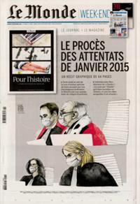 Le Monde Week-end + N° 201219