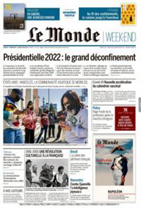 Le Monde Week-end + N° 210508