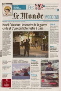 Le Monde Week-end + N° 210515