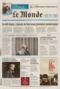 Le Monde Week-end + N° 210522