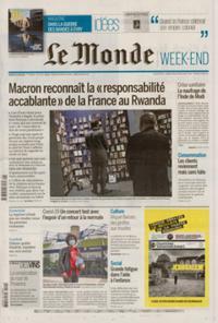 Le Monde Week-end + N° 210529