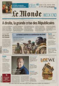 Le Monde Week-end + N° 210605