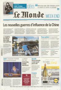 Le Monde Week-end + N° 210904