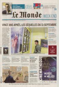 Le Monde Week-end + N° 210911