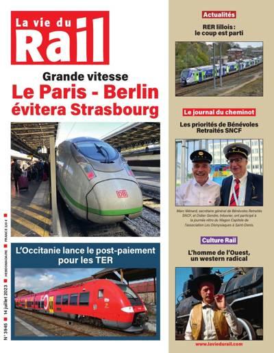 Abonnement Vie du Rail Hebdomadaire