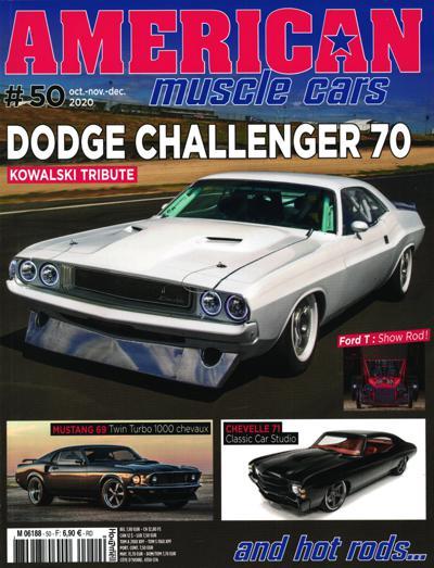 American Muscle Cars - N°49