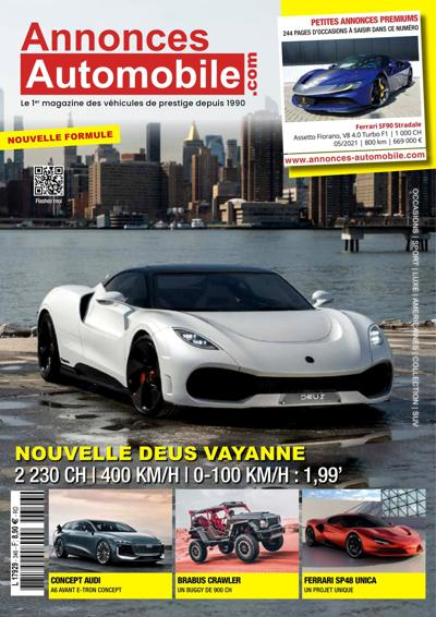 Annonces automobile (photo)