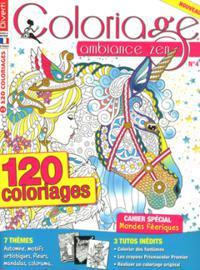 Coloriage ambiance zen N° 04