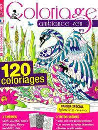 Coloriage ambiance zen N° 5