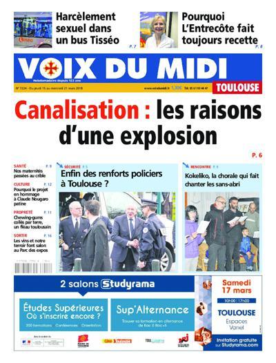 Abonnement magazine Voix du Midi