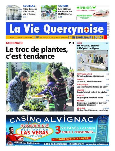Abonnement magazine La Vie Quercynoise
