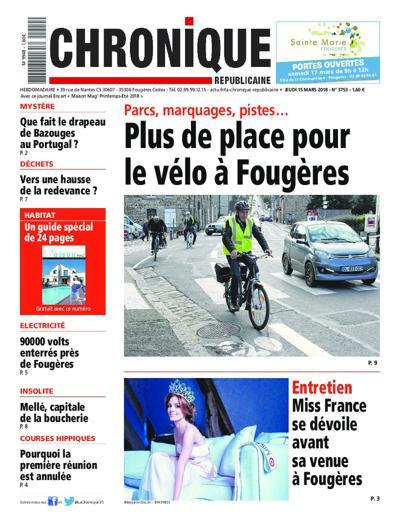 Abonnement magazine La Chronique républicaine