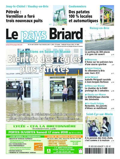 Abonnement magazine Le Pays Briard