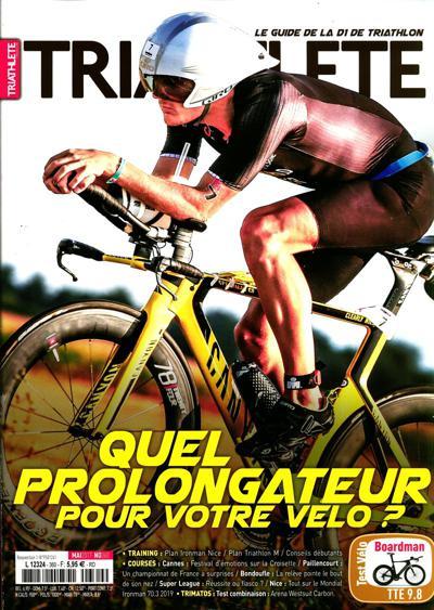 Abonnement Triathlète Magazine