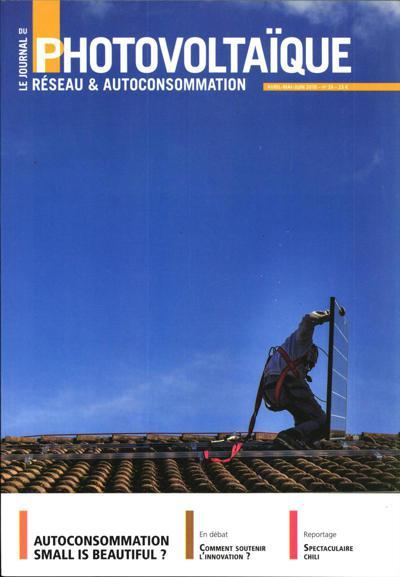 Le Journal du Photovoltaïque - N°33