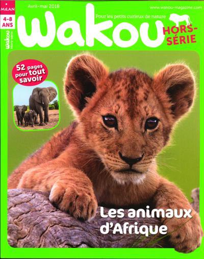 Wakou Maxi Découvertes - N°375