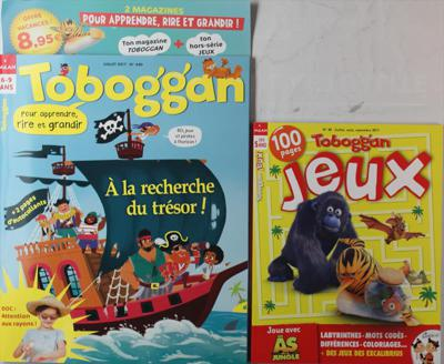 Abonnement Toboggan Maxi Jeux