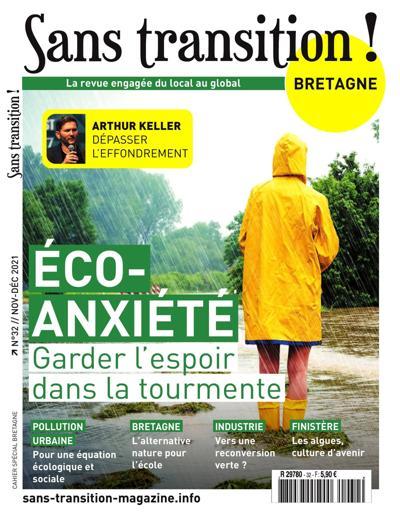 Abonnement Sans Transition! Bretagne