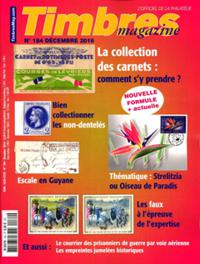 Timbres Magazine N° 184