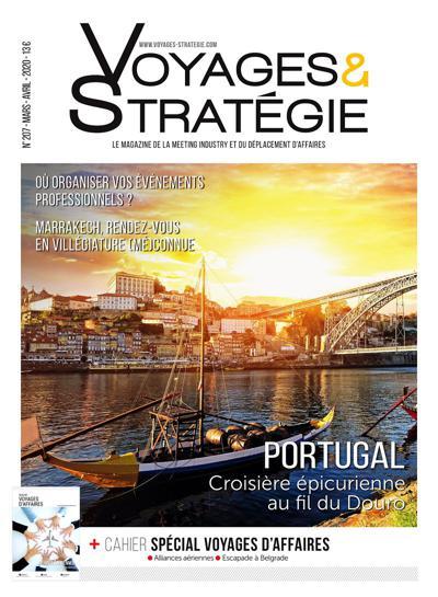 Abonnement magazine Voyages et stratégie
