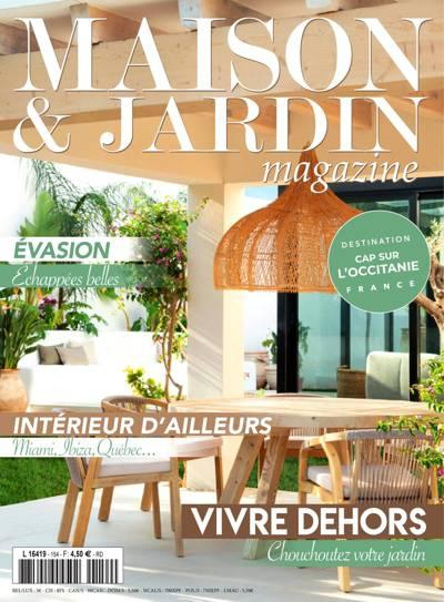 Abonnement magazine Maison et Jardin Magazine