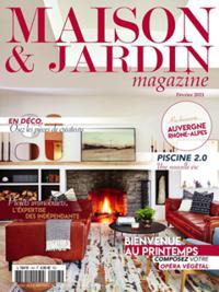 Maison et Jardin Magazine N° 143