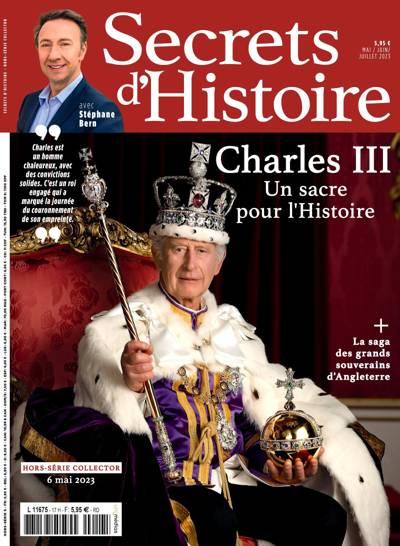 Abonnement SECRETS D'HISTOIRE
