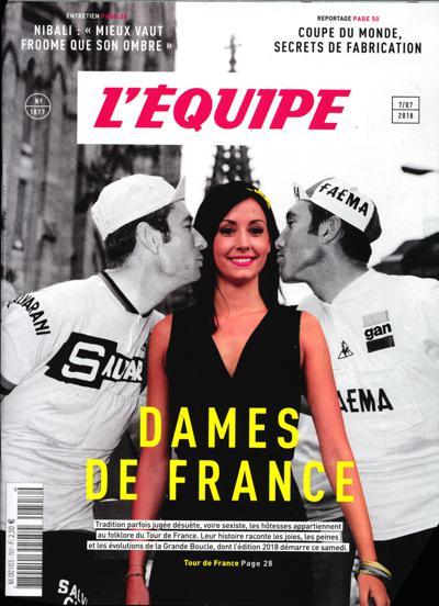 Abonnement L'Equipe Magazine