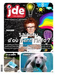 Le Journal des Enfants - JDE N° 1770