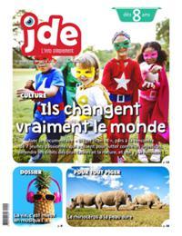Le Journal des Enfants - JDE N° 1796