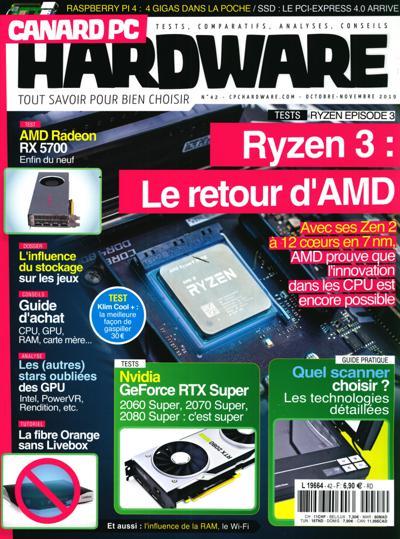 Abonnement Canard PC Hardware