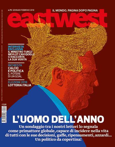 Eastwest Mag Italien - N°1906