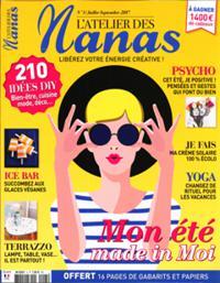 ADN Atelier des Nanas N° 5