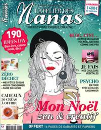ADN Atelier des Nanas N° 06