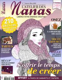 ADN Atelier des Nanas N° 007