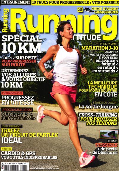 Running Attitude - N°212