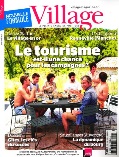 Abonnement Village Magazine