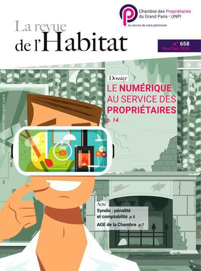 Revue de l'Habitat - N°658