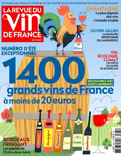 La Revue du Vin de France (photo)