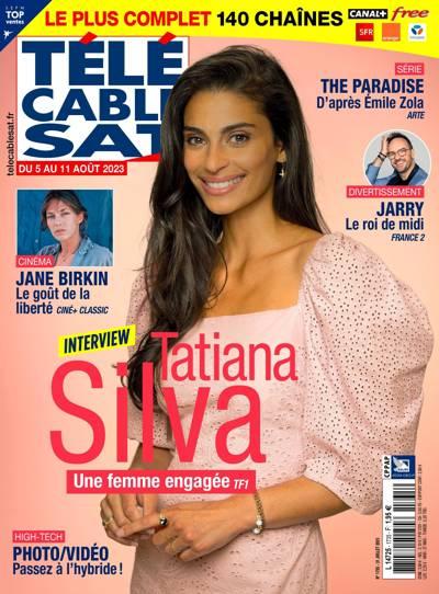 Abonnement magazine Télécable Sat Hebdo