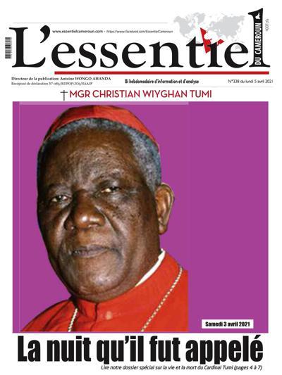L'Essentiel du Cameroun (photo)
