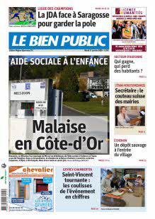 Le Bien Public - Edition de la Région Dijonnaise - N°201125