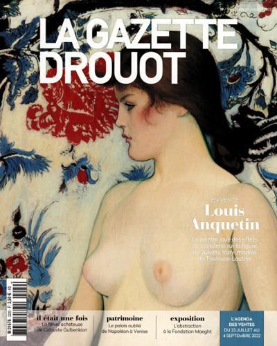 Abonnement Gazette Drouot