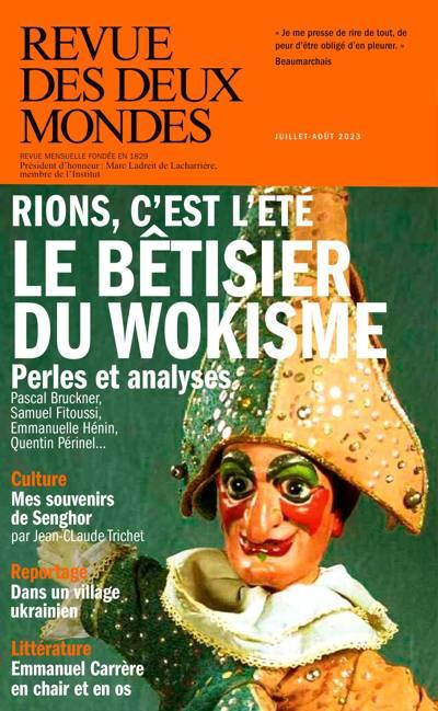 La Revue des 2 Mondes - N°3809